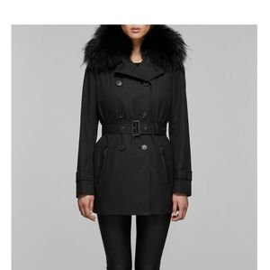 NWT Mackage trench